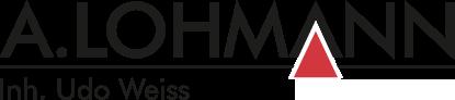 Logo: A. Lohmann – Inh. Udo Weiss